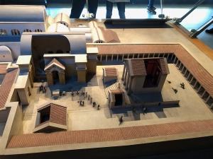 Roman Baths Model for the City of Bath Museum