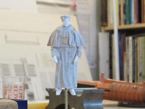 The figure of Cardinal Wolsey